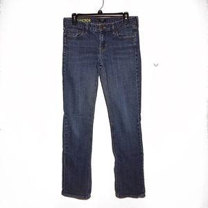 J. Crew Factory Matchstick Stretch Jeans 29 R 8